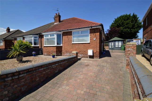Thumbnail Bungalow for sale in Braemar Road, Cleethorpes