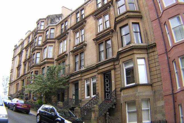 Thumbnail Flat to rent in Gardner Street, Partickhill, Glasgow