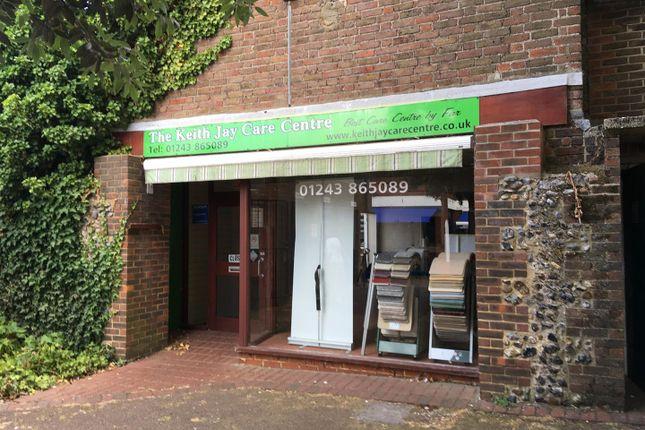Thumbnail Retail premises to let in Bedford Street, Bognor Regis