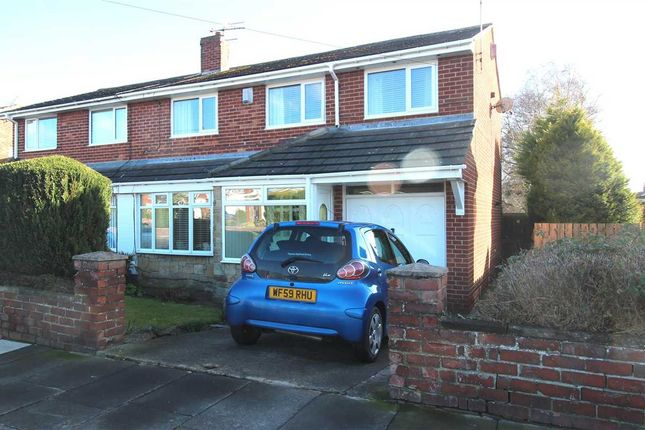 Semi-detached house for sale in Acomb Avenue, Seaton Delaval, Whitley Bay
