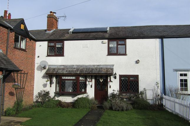 Thumbnail Cottage for sale in Main Street, Willoughby Waterleys, Leicester