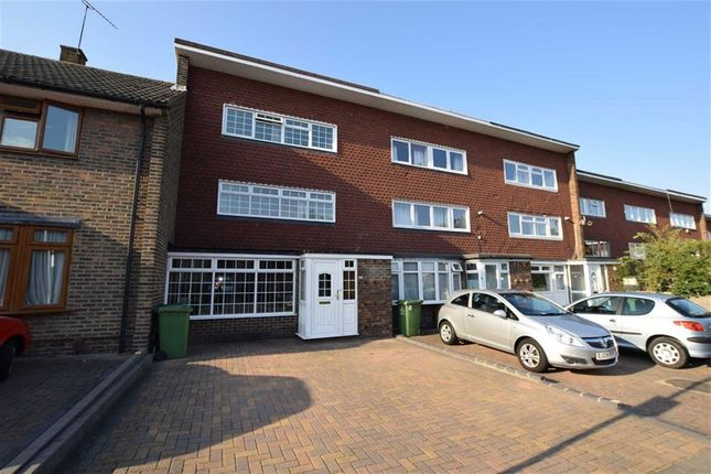 Thumbnail Terraced house for sale in Ardleigh, Lee Chapel South, Basildon, Essex