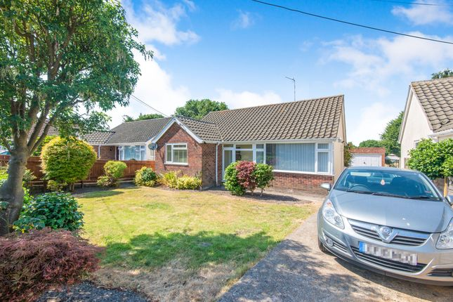 Thumbnail Detached bungalow for sale in The Drove, West End, Southampton