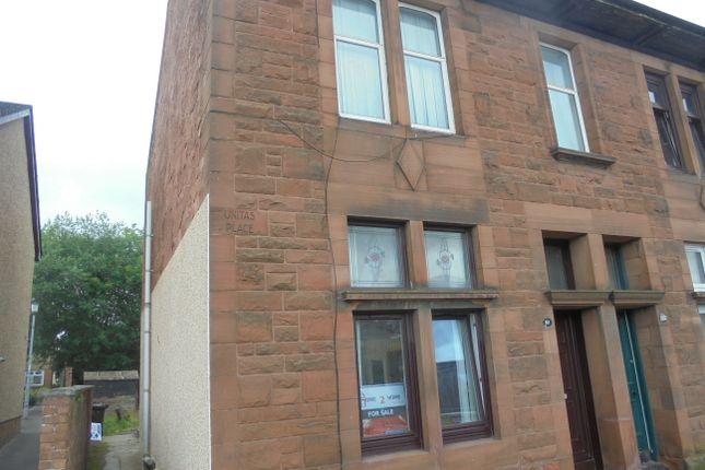 Thumbnail Flat for sale in Stewarton Street, Wishaw