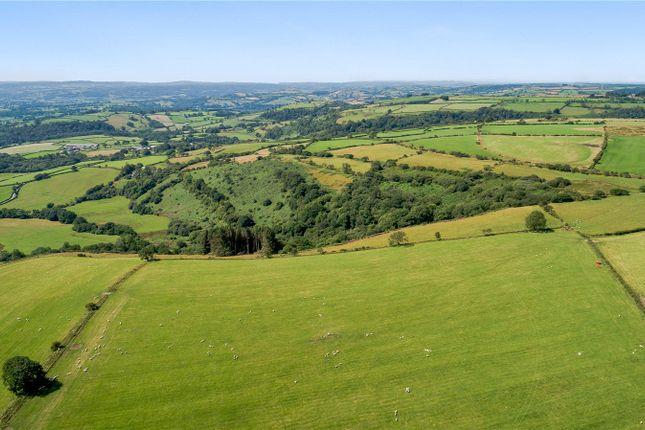 Thumbnail Land for sale in Llanfynydd, Carmarthenshire, Sir Gaerfyrddin