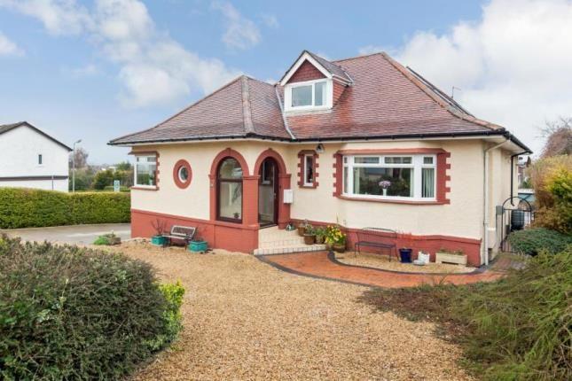 Thumbnail Detached house for sale in Auchenlodment Road, Elderslie, Johnstone, Renfrewshire