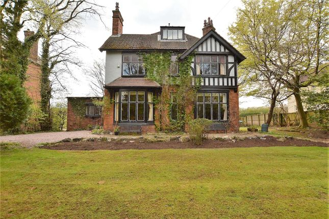 Thumbnail Detached house for sale in Darley Lodge, Weetwood Lane, Weetwood, Leeds, West Yorkshire