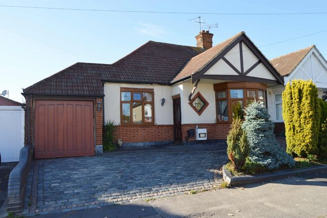 Thumbnail Bungalow for sale in Grosvenor Drive, Hornchurch
