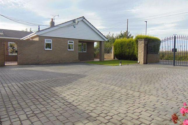 Thumbnail Detached bungalow for sale in Newbiggin Lane, Westerhope, Newcastle Upon Tyne