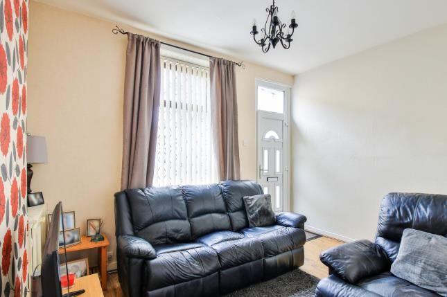 Lounge of Scarlett Street, Burnley, Lancashire BB11