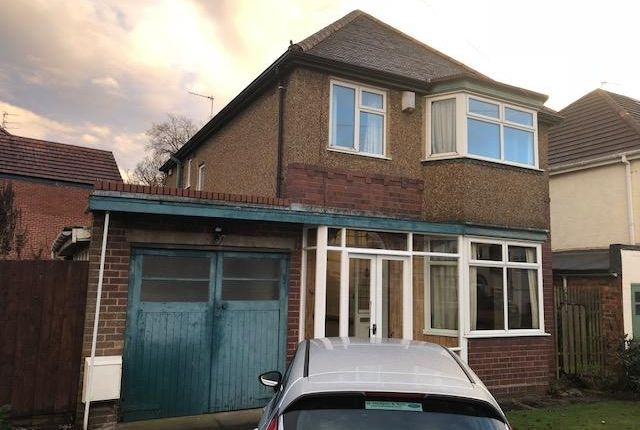Thumbnail Detached house to rent in Beech Road, Wolverhampton