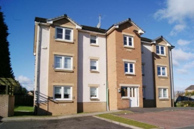 Thumbnail Flat to rent in 18 Kilpatrick Court, Stepps, North Lanarkshire