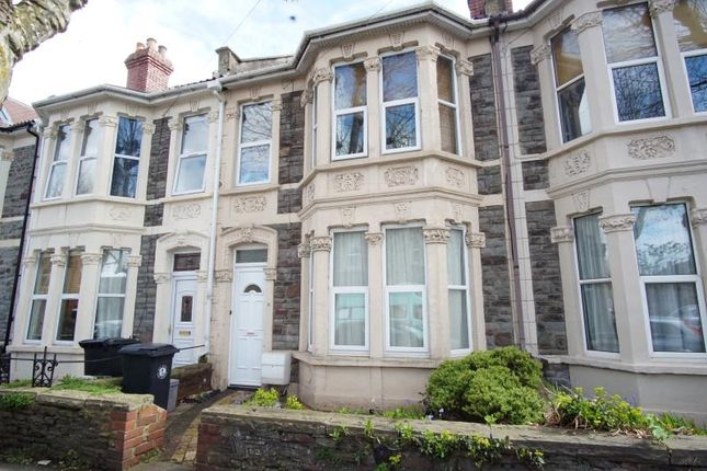 Thumbnail Terraced house to rent in New Station Road, Fishponds, Bristol