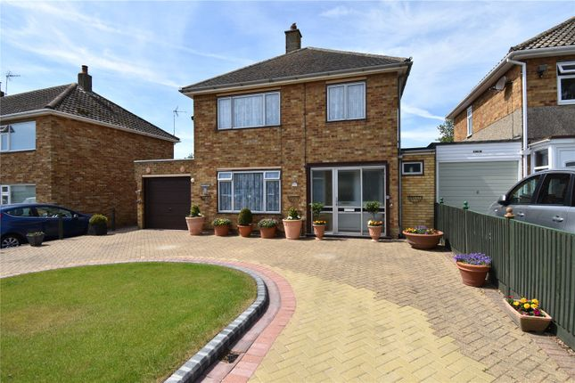 Thumbnail Detached house for sale in Kreswell Grove, Harwich, Essex