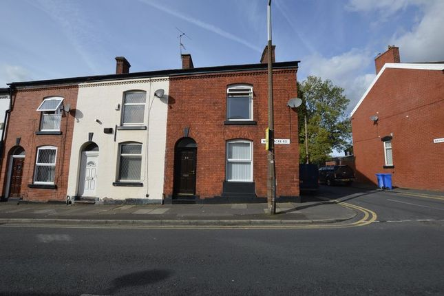 Thumbnail End terrace house to rent in Whiteacre Road, Ashton-Under-Lyne