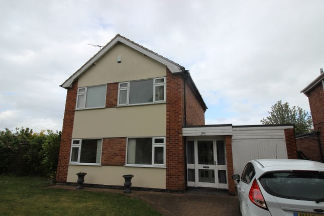 Thumbnail Detached house to rent in Hawton Road, Newark