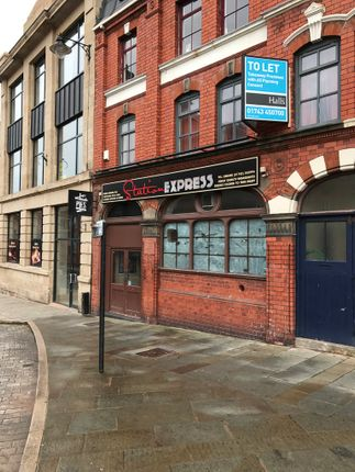 Thumbnail Leisure/hospitality to let in Castle Foregate, Shrewsbury