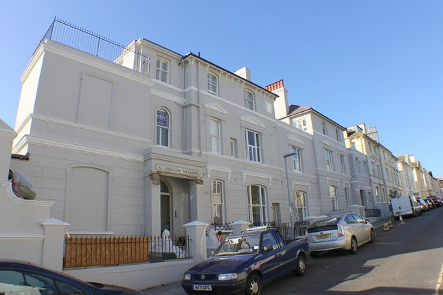 2 bed flat for sale in Garden Flat 21 West Hill Road, St. Leonards-On-Sea, East Sussex.