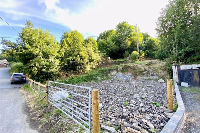 Land for sale in Star, Clydey, Llanfyrnach SA35