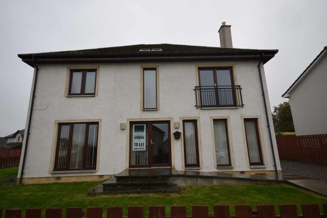 Thumbnail Detached house to rent in Hayfield Avenue, Inverness