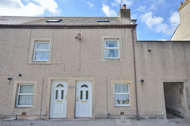 Thumbnail Terraced house for sale in Main Street, Allonby, Maryport