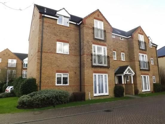 Thumbnail Flat to rent in Sovereign Place, Peterborough
