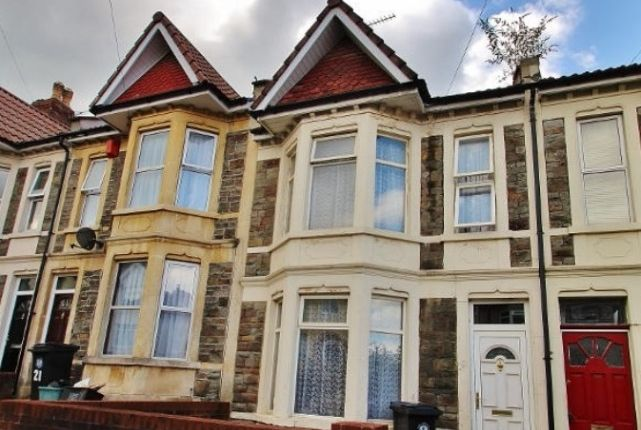 Thumbnail Flat to rent in Conway Road, Brislington East, Bristol
