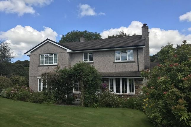 Thumbnail Detached house for sale in Tripp Hill, St Neot, Cornwall