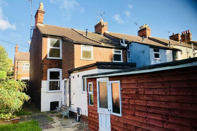 Thumbnail End terrace house to rent in Cavendish Street, Ipswich