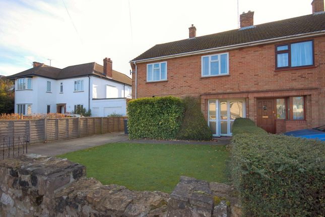 Thumbnail Semi-detached house to rent in Queen Ediths Way, Cambridge