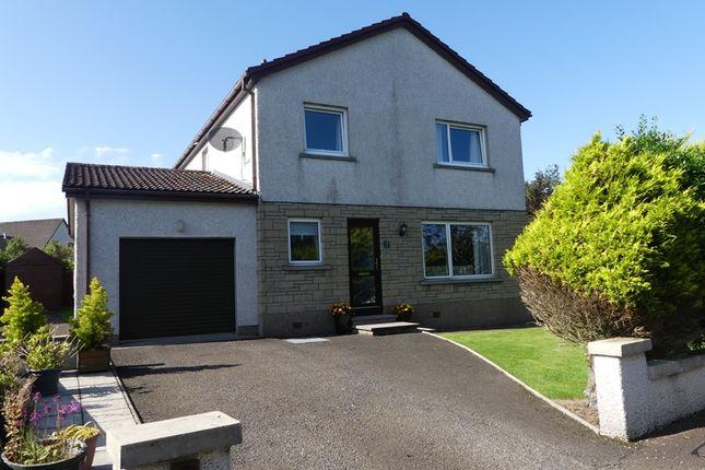 Thumbnail Detached house for sale in Brilon Court, Thurso