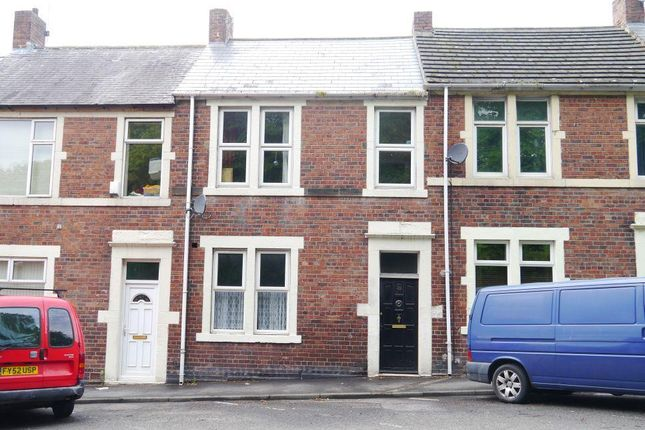 Thumbnail Terraced house to rent in Warkworth Crescent, Newburn, Newcastle Upon Tyne