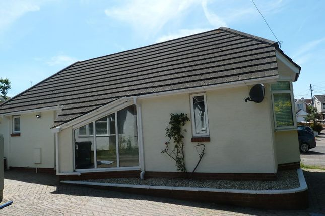Thumbnail Bungalow to rent in Denmark Road, Exmouth