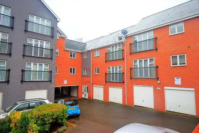 2 bed flat to rent in Mill Street, Evesham WR11