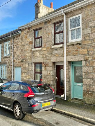 Terraced house for sale in St. Philip Street, Penzance