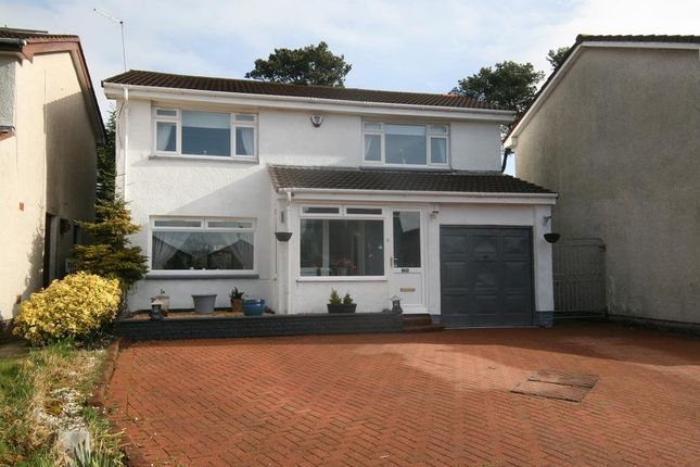 Thumbnail Detached house for sale in Barnes Green, Livingston