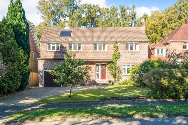 Thumbnail Detached house for sale in Randall Road, Chandlers Ford, Eastleigh