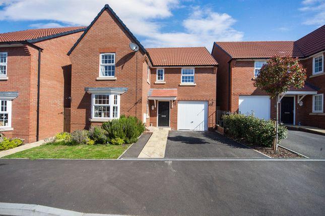 Thumbnail Detached house for sale in Aginhills Drive, Monkton Heathfield, Taunton