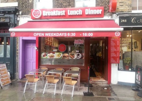 Thumbnail Restaurant/cafe to let in Gray's Inn Road, Bloomsbury, London