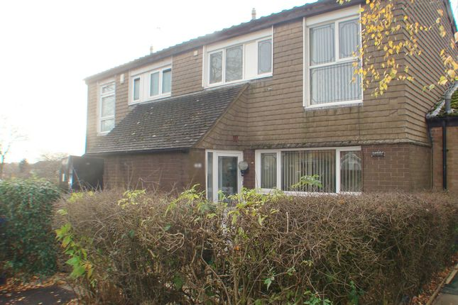 Thumbnail Terraced house to rent in Radnor Close, Rubery