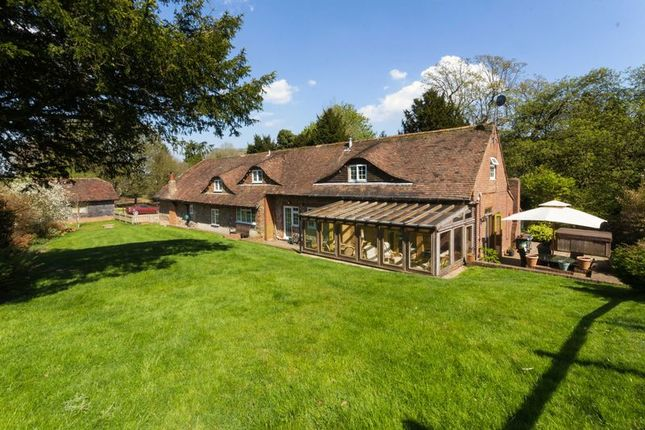 Thumbnail Detached house for sale in Agester Lane, Denton, Canterbury
