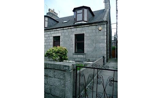 Thumbnail Semi-detached house to rent in George Street, City Centre, Aberdeen