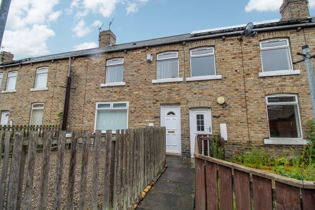 Thumbnail Terraced house to rent in Chestnut Street, Ashington