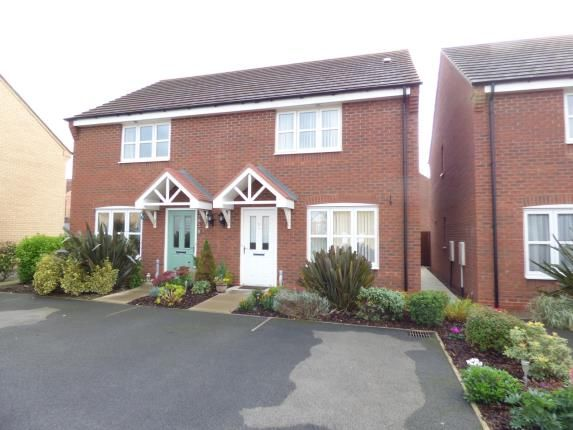 Front of Howgate Close, Sileby, Loughborough, Leicestershire LE12