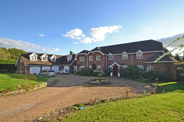 Thumbnail Detached house for sale in Fryern Road, Storrington, West Sussex