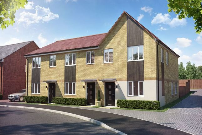 Thumbnail Semi-detached house for sale in Spinney Lane, Wilby, Wellingborough