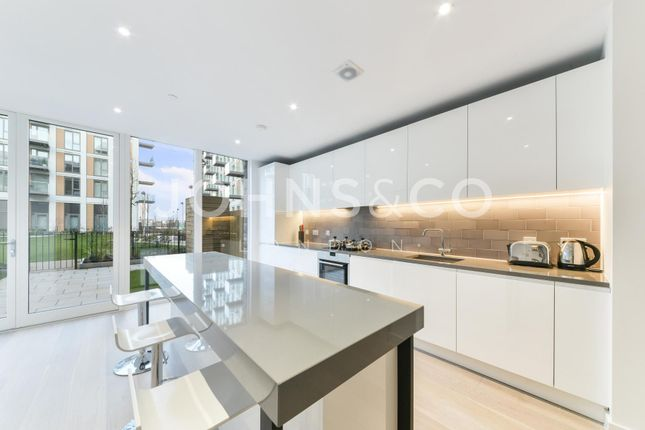 Thumbnail Property to rent in Schooner Road, Royal Wharf, London