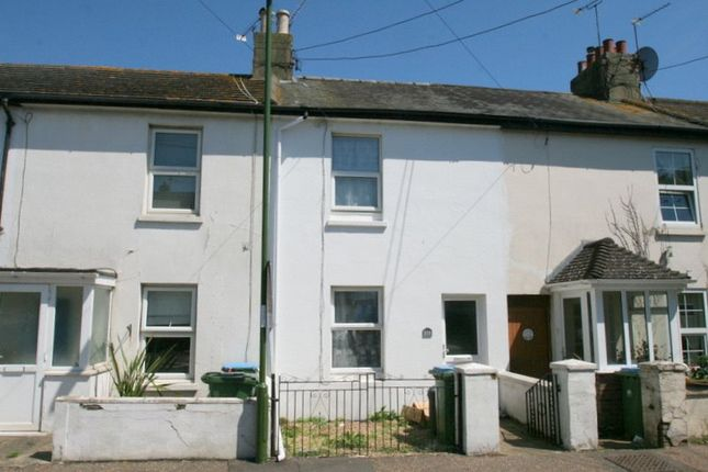 2 bed terraced house to rent in Beaconsfield Road, Wick, Littlehampton