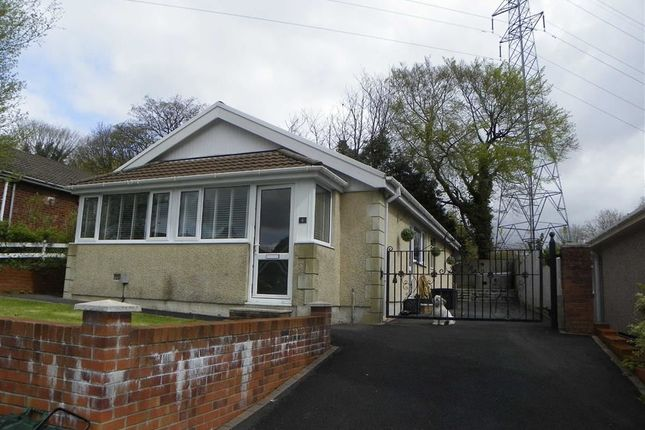 Thumbnail Detached bungalow for sale in Butterslade Grove, Ynysforgan, Swansea