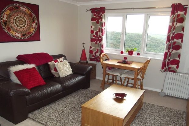 Thumbnail Flat to rent in Tregarrick, Looe